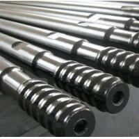 Quality Top hammer rock drill thread drill drifter rod/T38,T45,T51 extension and MF speed rod for sale