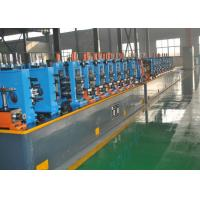 Quality Stainless Steel Automatic Precision Tube Mill Machine By Turbine Worm Adjustment for sale