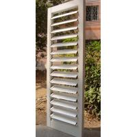 Buy Blind / Shutter Industrial Aluminum Profile , Louver / Jalousie Extrusion at wholesale prices
