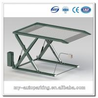 Quality Hydraulic Scissor Lifts Made in China Scissor Lift Table for Car Storage for sale