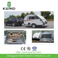 Quality Lightweight Caravan Travel Trailer , Australian Standard Campers And Trailers for sale