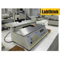 Quality Laboratory Coefficient Of Friction Measurement Device For Packaging Materials for sale