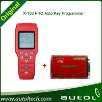 Buy cheap 2015 New Generation With EEPROM Adapter X-100 Pro Univeral Key Programmer Key from wholesalers