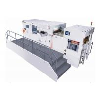 Quality Automatic Flat Bed Industrial Die Cutting Machine Max Paper Size 800 X 620 Mm for sale