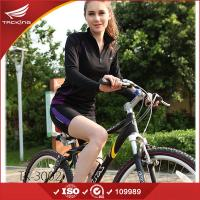 Quality Padded Mountain Bike Shorts Women New Design Lady Shorts Elastic Bike Shorts for sale