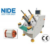 Quality Three Phase Motor Stator  Semi-automatic stator Winding Inserting Machine for sale