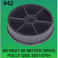 Buy B019527-00 MOTOR DRIVE PULLY FOR NORITSU qss3201,3701 minilab at wholesale prices
