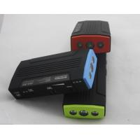 Buy 12V Portable Car Jump Starter , vehicle jump starter with LED Flashlight SOS at wholesale prices