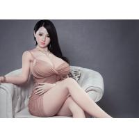 Quality Wholesale TPE Dolls Adult sex products Life size mannequin female dolls 170cm Lifelike Silicone Sex Doll BBW Huge Boobs for sale
