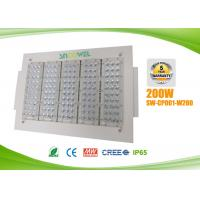 Quality Explosion - Proof Warm White led canopy lighting , Aluminum gas station canopy lights for sale