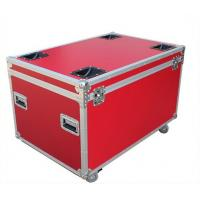 Quality Colorful Aluminum Tool Cases / 9mm Plywood Flight Case for sale