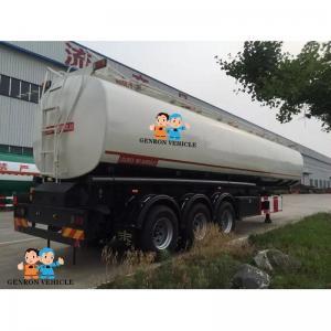 China Air Suspension Nitrogen CO2 Oxygen Cryogenic Liquid Tanker Trailer on sale