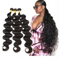 China 28 Inch 100% Peruvian Virgin Hair Body Wave Hair Weave Bundles Extensions on sale