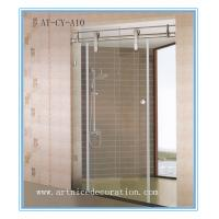 Quality Stainless steel glass shower room hardwares , Stainless steel glass shower room accessories for sale