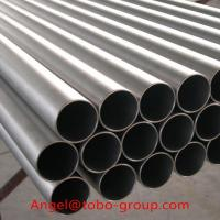 Buy cheap ASTM A789 Super Duplex S 32750 Stainless Steel Seamless Pipe from wholesalers
