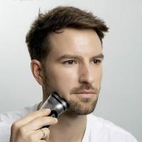 Quality Barber Rechargeable Electric Shaver ESM Smart System Intelligent Anti - Pinch for sale