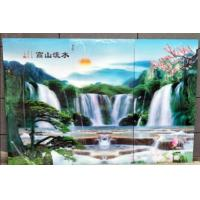 Quality China 3d manufactuer large size 3d poster large format lenticular advertising poster 3d flip printing for sale