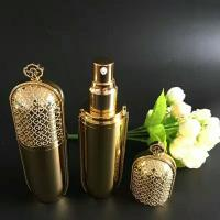 Quality 30ml 50ml 80ml 120ml cosmetic palace style  serum bottles for sale