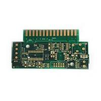 Buy cheap 4-Layer PCB Printed Circuit Board Gold Immersion Gold/Tin/Silver manufacturer China from wholesalers