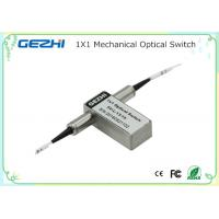 Quality Micro 1x1 Mechanical Optical Switches 850nm or 1260~1650nm configurable OADM for sale
