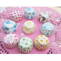 Quality Greaseproof paper cake cup Paper baking cups muffin cases cake tray molds paper cup cake for sale