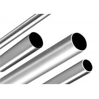 China Round AISI Stainless Steel Tubing 304 316 321 2205 OD 6mm - 1175mm on sale