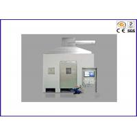 Buy cheap UL 1685 Wire Cable Vertical Wire Testing Equipment With Smoke Release from wholesalers