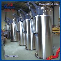 Quality pyrolysys cleaning metal with plastic for sale