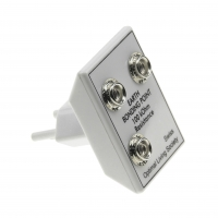 Quality Switzerland 1M Connector 50mm Antistatic Grounding Plug for sale