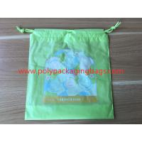 Quality Woman gift jewelry clothes cosmetic scarf packaging rope plastic bag for sale