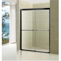 Buy Australian Standard Tempered Glass Sliding Door Glass Shower Enclosure with at wholesale prices