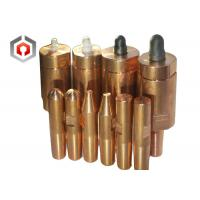 Quality Custom Made Copper Tungsten Alloy , 75W25Cu Class Submerged Arc Welding Contact Tips for sale