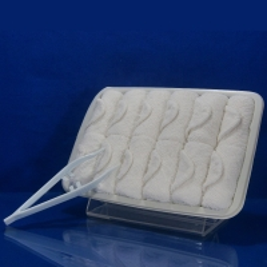 Quality Bleach Airline Plain Towel for sale