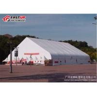 Quality Large Capacity Waterproof Canopy Party Tent Shelter With Sides Commercial Grade for sale