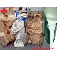 Quality silicone rubber for gypsum statues mold making for sale