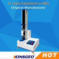 Quality Computer Display Material Tensile Universal Testing Machine 2KN For Fabric / Leather Materials for sale