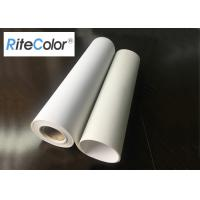 "Buy cheap High quality 42"" 36"" matte inkjet pigment printing polycotton canvas from wholesalers"