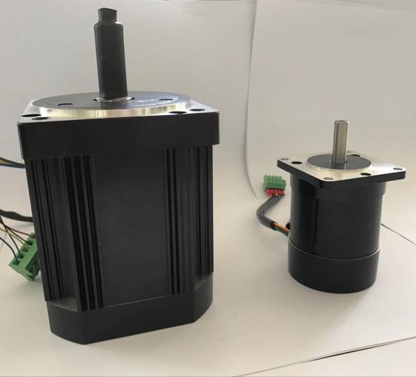 10 300hz single phase brushless dc electric motor driver for 24 volt servo motor