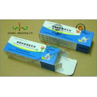 Buy cheap Spot UV Coating Insulated Cardboard Packaging Boxes For Pharmaceutical / Medicine from wholesalers