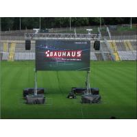 Quality Programmable  P6 LED Display Project , SMD 3535 RGB Advertising LED Wall Rental for sale