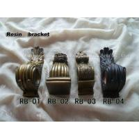 Resin Bracket For Curtain Pole for sale