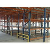 Quality Steel Structure Mezzanine Floor Platform for Industrial Warehouse Storage for sale