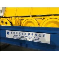 Buy High Durability 13DLA Rod Breakdown Machine Welded Frame DC Two Section Annealing at wholesale prices