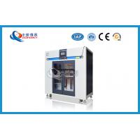 Quality IEC60228 High Flexible Cable Chain Bending Fatigue Test Machine for sale