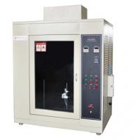 China Electronic Product Flame Test Apparatus , IEC 60695 Needle Flame Test Chamber on sale