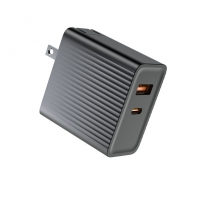 Quality Anti Fire DOE VI PD 65W GaN Charger for sale