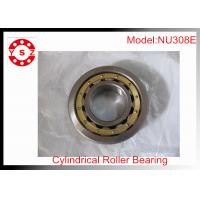 Quality Motor Machine NU308E Cylindrical Roller Bearings P0 P5 High Performance for sale