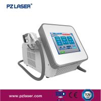 Quality PZ LASER newest design 808nm professional diode laser hair removal machine for sale