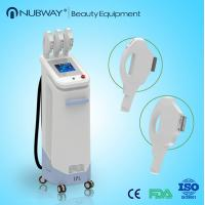 China Europe hottest intense pulsed light  hair removal skin rejuvenation machine machine ipl equipment on sale