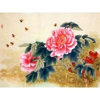 Quality China famous aphorism painting art painting for sale